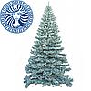 Ель элитная голубая литая 210 см