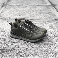 Кроссовки New Balance All Terrain Trail Buster Dark olive (реплика А+++ ), фото 1