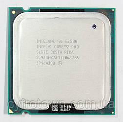 Процессор Intel Core 2 Duo E7500 2x2.93 GHz S775