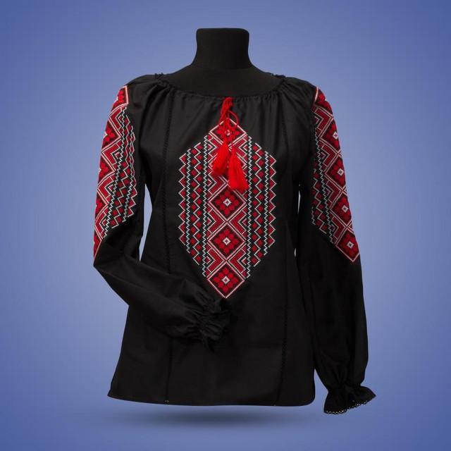 Жіноча сорочка - вишиванка