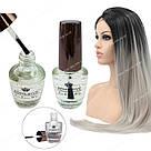 🍶 Клей для фиксации парика, накладки, системы волос и ремувер для снятия клея, фото 6