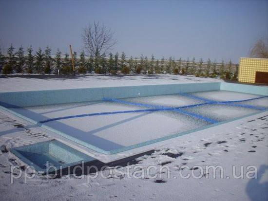 Консервація басейну на зиму