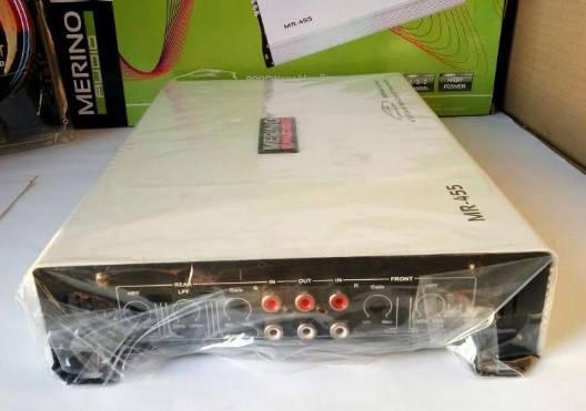 Усилитель Merino MR-455 4-х канальный 8000W, фото 2