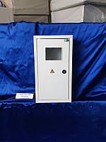 Щит распределительный навесной металлический однофазный ШМР_1фе_6А_Н , шкаф