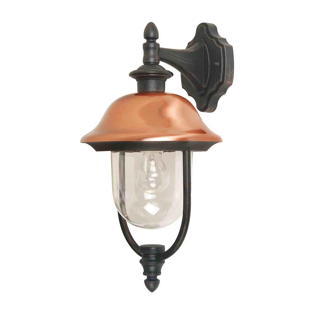Парковый светильник QMT 1037 Verona II, чёрный