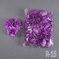 Роза шелковая Р 15