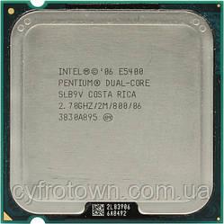 Процесор Intel Pentium dual core E5400 2x2.7 GHz S775