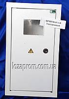 Электрощит распределительный наружный 1фе_8А-В, Щит, однофазный счетчик на 8 автоматов