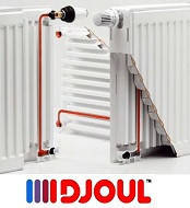 Радиаторы стальные DJOUL 22К 500х800 боковое подключение