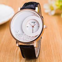 Часы женские Кей 104-2 черные