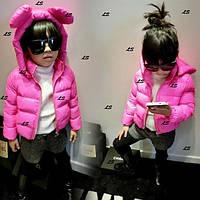 Детская куртка микки на синтепоне ло0873, фото 1