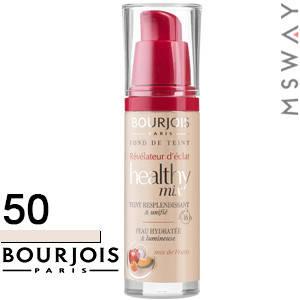 Bourjois - Тональный крем Healthy Mix Тон 50 rose ivory 30ml, фото 2