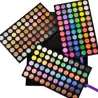 Палитра теней 180 цветов. Тени для макияжа 180 оттенков. Палитра/палетка теней 180