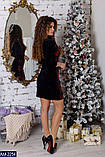 Облегающее нарядное платье размер 42,44,46, фото 4