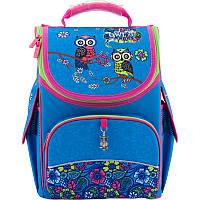 Рюкзак шкільний каркасний 501 Pretty owls