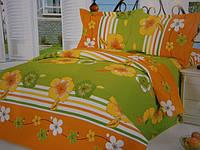 Поликоттоновое постельное белье недорого , фото 1