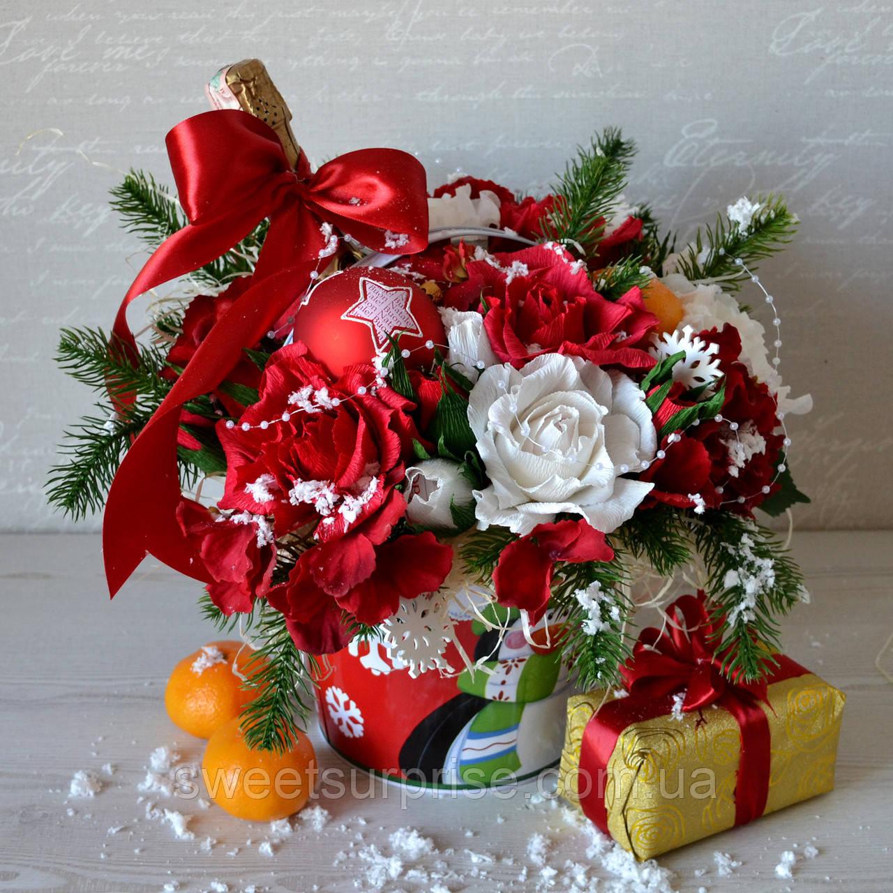 """Новогодний подарок для партнеров по бизнесу """"С Новым годом"""""""