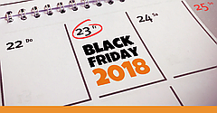 BLACK FRIDAY 2018 уже скоро!!! Акции и скидки до -50% с 22-26.11.2018!!!