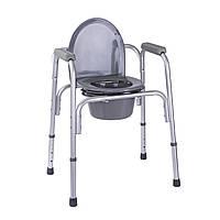 Стул - туалет инвалидный 3в1 OSD-RB-2109A