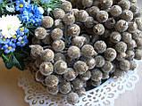 Сахарные ягоды золото 40 шт, фото 2