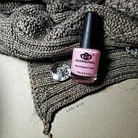 Жидкая лента для маникюра розовая