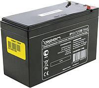 Батарея аккумуляторная герметичная 7Ач, 12В, 151x65x95 (101) мм