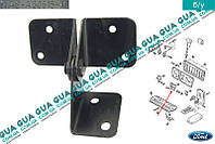 Петля спинки заднего сиденья центральная 91AB-A60615-AC Ford ESCORT 1992-1995, Ford ORION III 1990-1996
