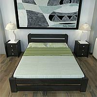 Двуспальная кровать из дерева Модерн. Размер 160х200