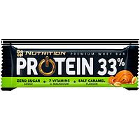 Протеиновый батончики Go On Protein 33% Zero Bar ( Солена-Карамель 50g)