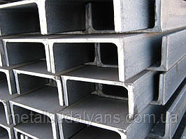 Швелер сталевий 12П