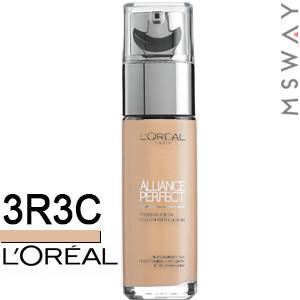 L'Oreal Paris Тональный крем Alliance Perfect Тон 3R/3C rose beige 30ml