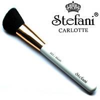 Кисть для румян Stefani Carlotte S-303, скошенная