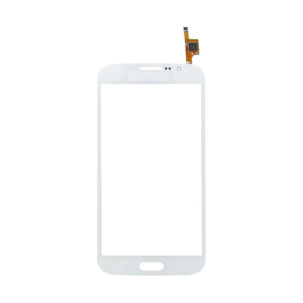 Сенсорный экран (тачскрин) Samsung I9152 | I9150 Galaxy Mega 5.8 белый оригинал