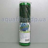 Картридж из активированного прессованного угля Aquafilter FCCBL-G-AB с серебром