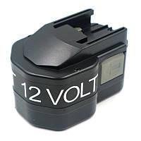 Аккумулятор PowerPlant для шуруповертов и электроинструментов AEG GD-AEG-12(A) 12V 2Ah NI-MH
