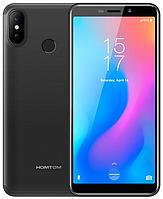 "Homtom C2 black 2/16 Gb, 5.5"", MT6739, 3G, 4G, фото 1"