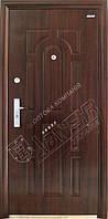 Двери стальные Стандарт класса - Western 12-2
