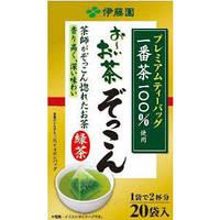 Зелёный чай Рёкучя