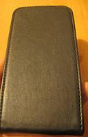Samsung_G7102, черный флип чехол, фото 1