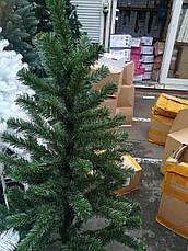 Новогодняя Елка ПВХ Смерека 0,45 м +в подарок крепление, фото 2