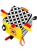 Игрушка-погремушка для детей Macik B and W
