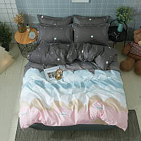 Комплект постельного белья Облака (полуторный) Berni, фото 1