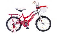 """Велосипед 20"""" FORMULA ANGEL(красно-серебристый)"""