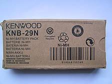Аккумулятор Kenwood KNB-29