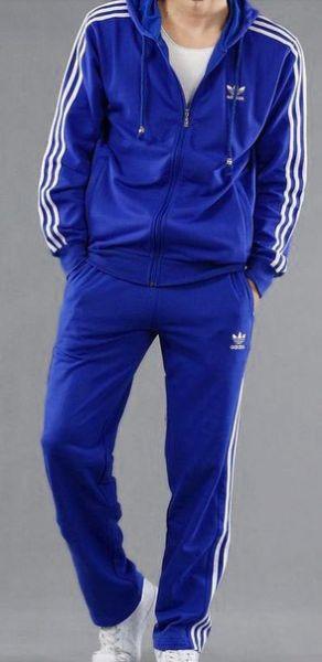 Мужской спортивный костюм Adidas с капюшоном - Интернет-магазин Sport-Style  в Харькове 89590e3fb6a