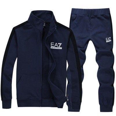 Мужской спортивный костюм Armani (тёмно синий) - Интернет-магазин Sport- Style в 403d124ba7c