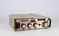 Усилитель AMP 909,  усилитель мощности звука, компактный усилитель звука.