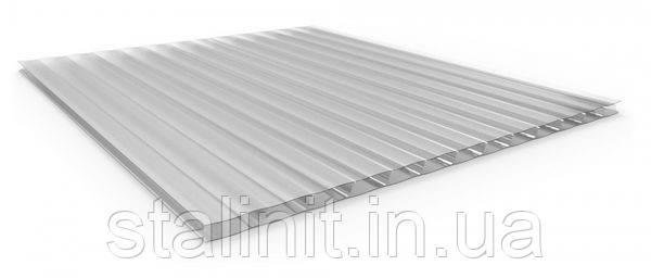 Поликарбонат для теплиц Vizor 6 мм