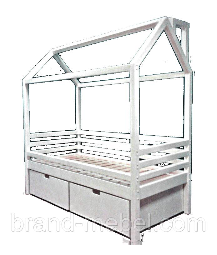 Дитяче ліжечко Будиночок Стандарт S