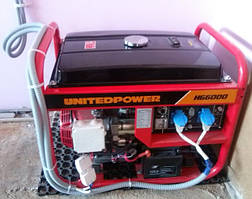 генератор на базе мотора Honda GX390